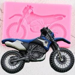 MOLDE MOTO CARRERAS 2D