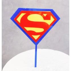 TOPPER SUPERMAN LOGO