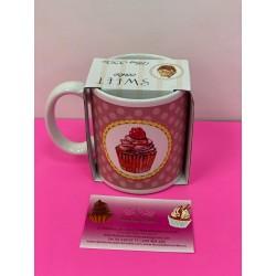 TAZA SWEET CAKE ROSA