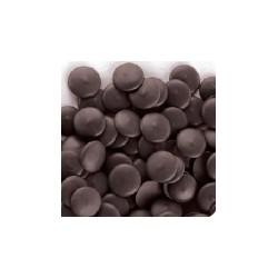 CHOCOLATE NEGRO EBANO 52% 500 GR