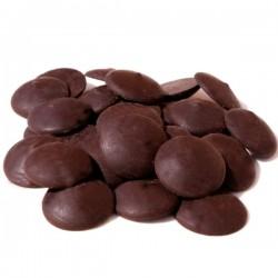 CHOCOLATE NEGRO CAOBA 47% 500 GR