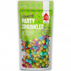 SPRINKLES PARTY SPRINKLES MIX 50 GR CAKE DECOR