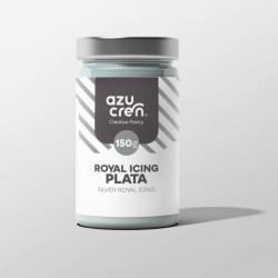 ROYAL ICING PLATA 150 GR AZUCREN