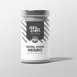 ROYAL ICING NEGRO 150 GR AZUCREN
