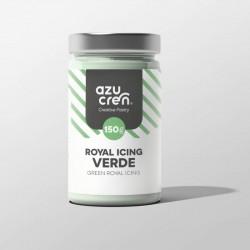 ROYAL ICING VERDE 150 GR AZUCREN
