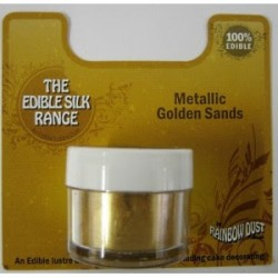 METALLIC GOLDEN SANDS