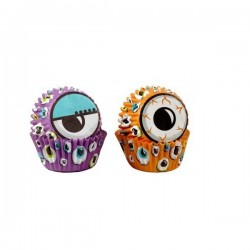 MINI CAPSULAS HALLOWEN WILTON