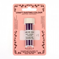 CRAFT DUSTING COLOUR AFRICAN  VIOLET