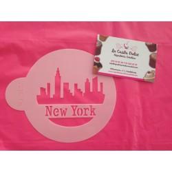 NEW YORK 12 CM