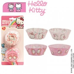 50 CAPSULAS HELLO KITTY