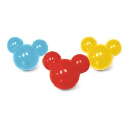 3 MOLDES CAKE POPS MICKEY