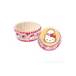 60 CAPSULA HELLO KITTY