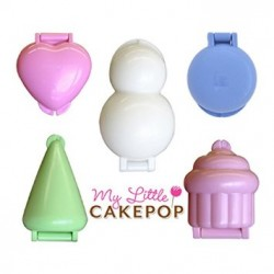 MY LITTLE CAKE POP 5 PZS