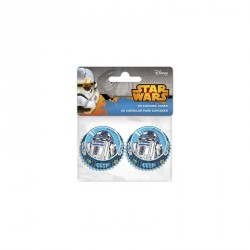 60 MINI CAPSULAS STAR WARS R2D2