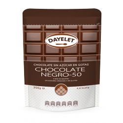 CHOCOLATE NEGRO 50% 350G
