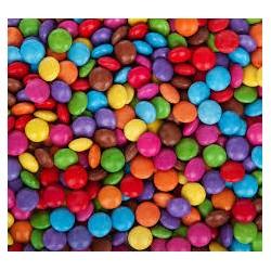 MINI GRAGEAS CHOCOLATE COLORES