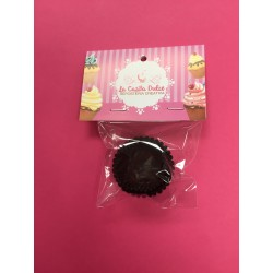 MINI CUP CAKES NEGRAS LCD