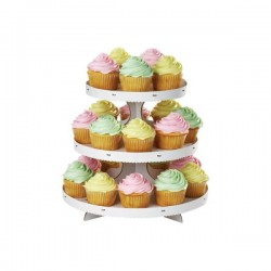STAND CARTON PERSONALIZABLE 24 CUPCAKES W
