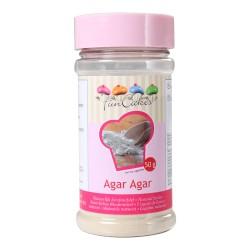 AGAR AGAR 50 GR FC