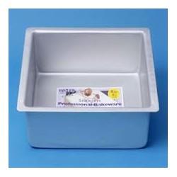 SQUARE CAKE PAN 20X20X10