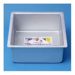 SQUARE CAKE PAN 30X30X10