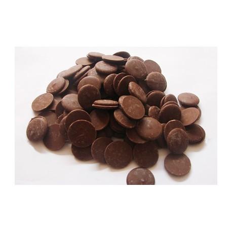 CHOCOLATE ARIAGA CON LECHE 38% 500 GR