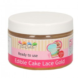 CAKE LACE GOLD READY TO USE FC