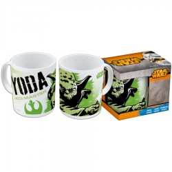 TAZA YODA STAR WARS