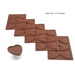 KIT GALLETAS CON CHOCOLATE LETRAS SM