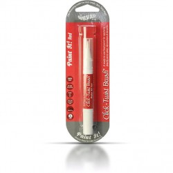 TWIST PEN ROJO RD