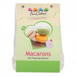 MIX MACARONS SIN GLUTEN 300 GR FC