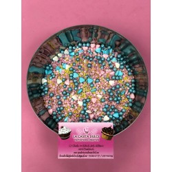 SPRINKLES CANDY HEARTS BOTE GR